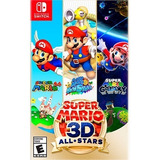 Super Mario 3d All Stars - Latam - Físico - Mundojuegos