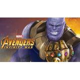 Avengers,thanos Infinity War Digital Evento Comic Español