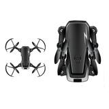 Mini Dron Plegable Con Camara 0.3mp Color Negro Ev9817