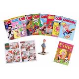 Colección 11 Revistas De Condorito + 1 Figura Coleccionable