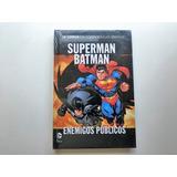 Coleccion Salvat Dc Superman Batman Enemigos Publicos