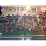 Poster Universidad De Chile Campeon 1999.