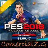 Ps3 Pro Evolution Soccer 2018 Pes 18 Ps3 Digital 100% Origin