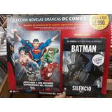 Comic Batman Silencio Parte 1 Numero 1 Coleccion Salvat Dc El Mercurio