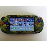 Consola Portatil Mp5 4.5 10000 Juegos Snes Nes Sega Arcade