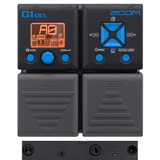 Procesador Multiefecto Para Guitarra Zoom G1 On