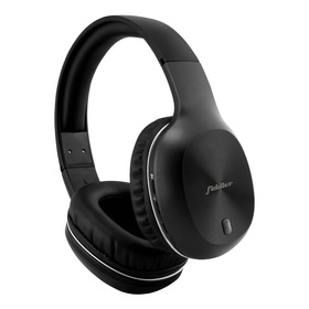 Audífonos Bluetooth On-ear Fiddler Con Manos Libres Negro