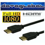 Cable Hdmi A Hdmi Full Hd 10 Metros Lcd - Pc - Xbox - Ps3