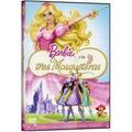 Animeantof:  Dvd Barbie Y Las Tres Mosqueteras- Nuevo