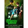 Animeantof: Dvd El Avispón Verde La Pelicula - Green Hornet