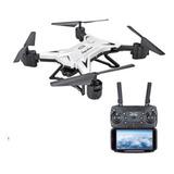 Drone 20 Minutos De Vuelo Cuadricóptero Ky601s Hd
