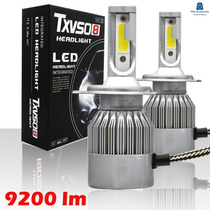 Kit Luces Led Auto H4 Hi-lo - Biled - 9200 Lm - 6000k