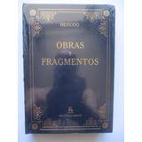 Obras Y Fragmentos / Hesíodo / Tapas Duras / Sellado / Nuevo