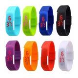 Reloj Led Silicona Deportivo Unisex Sport / Lhua Store