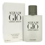 Acqua Di Gio 100ml Edt     Silk Perfumes Original