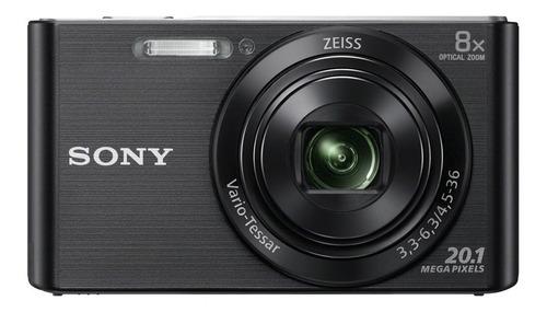 Sony Cámara Compacta Con Zoom Óptico De 8x Dsc W830