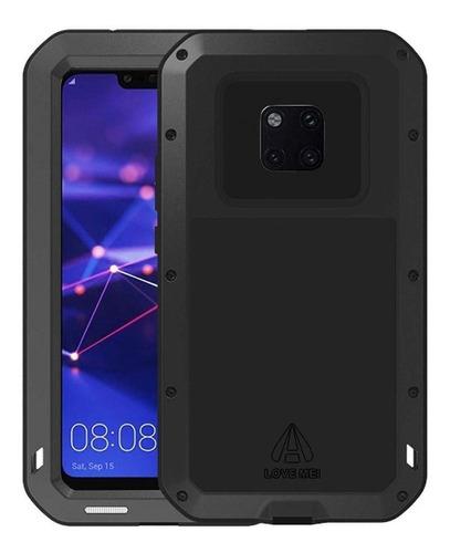 Carcasa Huawei Mate 20 20 Lite/pro Blindada Lovemei