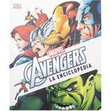 Dk Enciclopedia Marvel The Avengers