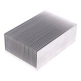 Disipador De Calor De Aluminio Led Módulo De Refrigerador