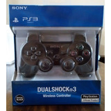 Control Ps3 Dual Shock Playstation 3 Bluetooth Sellados