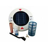 Ionizador Solar Para Piscina / Elcontainer