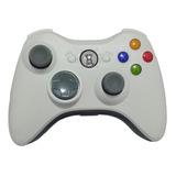 Control Joysticks Blanco Xbox 360 - Inalambrico - Haisgame