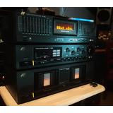 Power Amplificador Sansui B-300 Y Pre C-1000 120 Wrs
