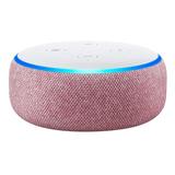 Amazon Echo Dot 3 Generación Alexa Español Latino Original