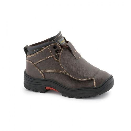 07cb6d82f Zapato De Seguridad Soldador 42 Treck Metatarso Kx 562