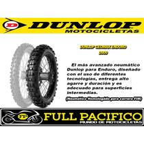 140/80-18 D909 Dunlop Six Day Enduro Fim Promo Fim Isde