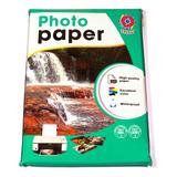 Papel Fotografico Glossy 180 Grs A4 400 Hojas Envío Gratis