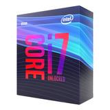Procesador Intel Cpu Core I7 9700k 3.6ghz- Boleta