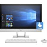 Aio Hp Pav. 24-r110la Touch I5-8400t 6gb 1tb W10