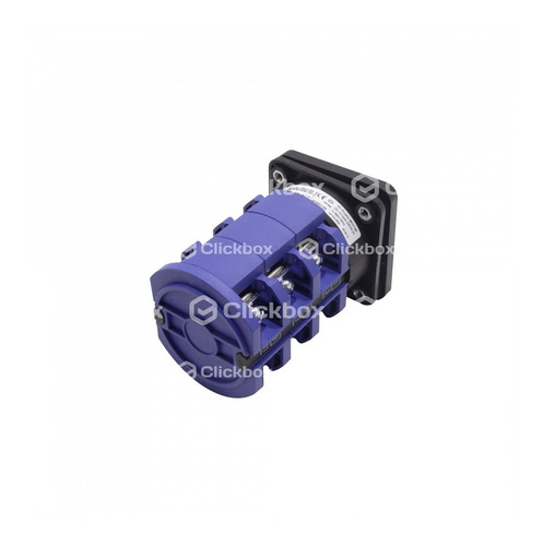 Conmutador Fases 63a Pos Interruptor 132mm Retiro Itienda