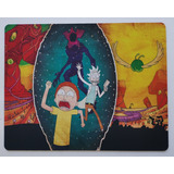 Mousepad Personalizado Pc Notebook Gamer Tablet Rick Y Morty