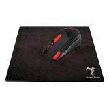 Kit Gamer Kolke Scorpion Mouse + Pad Mouse 4000dpi Luces