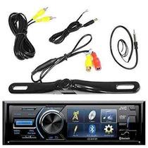 Jvc Kd-av41bt 3  Inch Display Car Cd Dvd Usb Bluetooth Stere