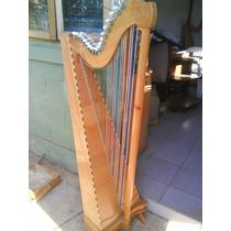 Arpa 36 Cuerdas Oregon Nueva Fabricacion Artesanal $55000