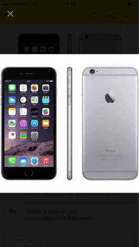 fcf5086f5f4 Super Oferta Iphone 6 128gb, Sellado, Liberado