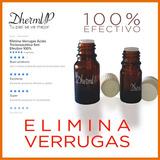 Elimina Verrugas Efectivo 100% Ácido Tricloroacético 5cc