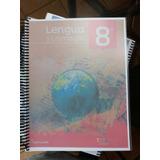 8vo Lengua Y Literatura  Todos Juntos Santillana, A Color
