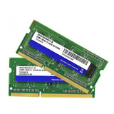Kit Ddr3 8gb(2x4gb) Pc3l-12800 1600mhz Notebook Macbook Pro