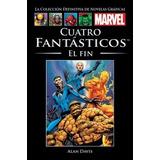 Marvel Salvat Vol.22 - Los Cuatro Fantásticos El Fin-sellado