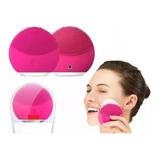 Pack X 3 Limpiador Cepillo Facial Poros Silicona Recargable