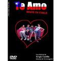 Animeantof: Dvd Te Amo Made In Chile- Sergio Castilla-patria