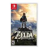 The Legend Of Zelda: Breath Of The Wild- Físico -mundojuegos