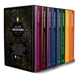 Colección Completa Sherlock Holmes Arthur Conan Doyle