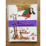 Savia Ciencias  Sociales  5° Sm