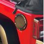 Tapa De Combustible Negra Jeep Wrangler 2 O 4 Puertas