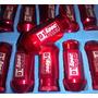 Tuercas Para Llantas 1.25 Y 1.5 Rojo